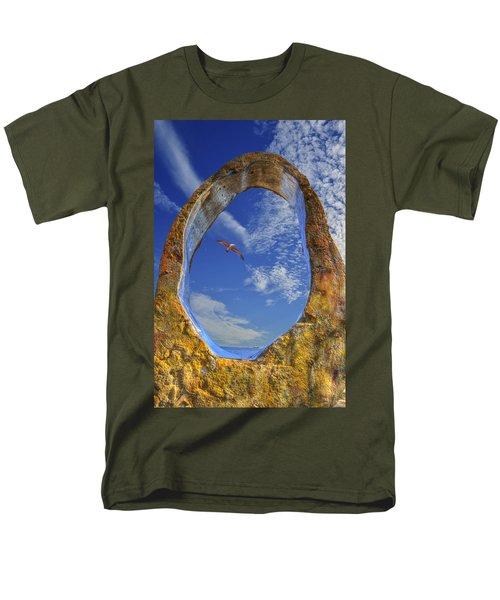 Eye Of Odin Men's T-Shirt  (Regular Fit) by Paul Wear