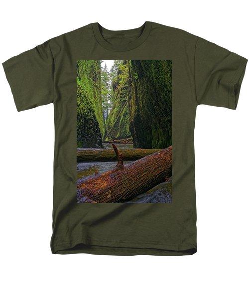 Fallen Men's T-Shirt  (Regular Fit) by Jonathan Davison