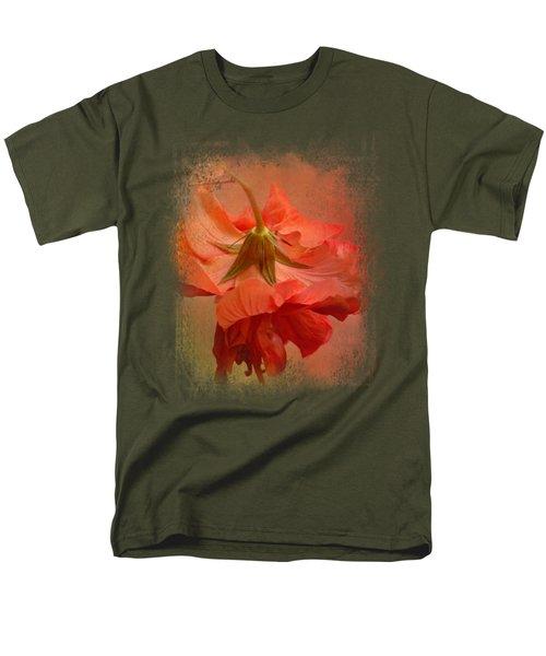 Falling Blossom Men's T-Shirt  (Regular Fit) by Jai Johnson