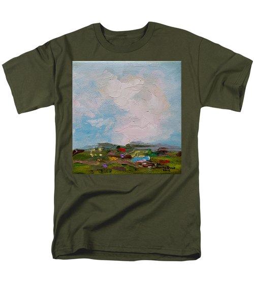Farmland II Men's T-Shirt  (Regular Fit) by Judith Rhue