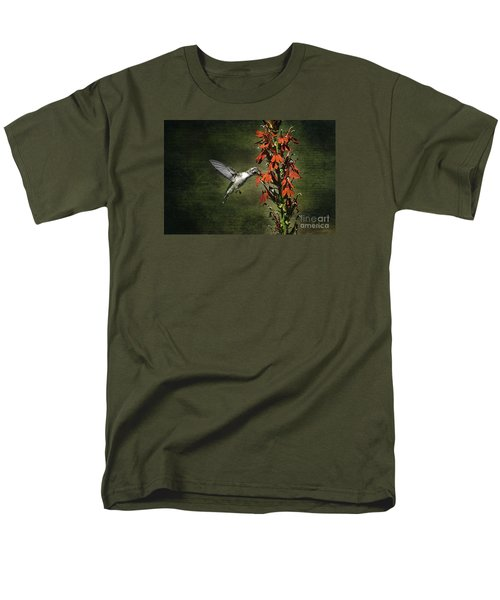 Feasting Men's T-Shirt  (Regular Fit) by Judy Wolinsky