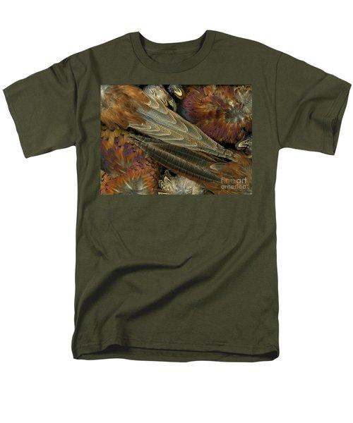 Featherdance Men's T-Shirt  (Regular Fit) by Christian Slanec