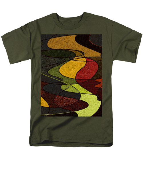 Felt Men's T-Shirt  (Regular Fit) by Constance Krejci