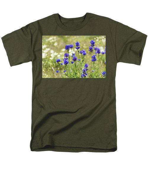 Men's T-Shirt  (Regular Fit) featuring the photograph Field Of Dreams by Chad Dutson