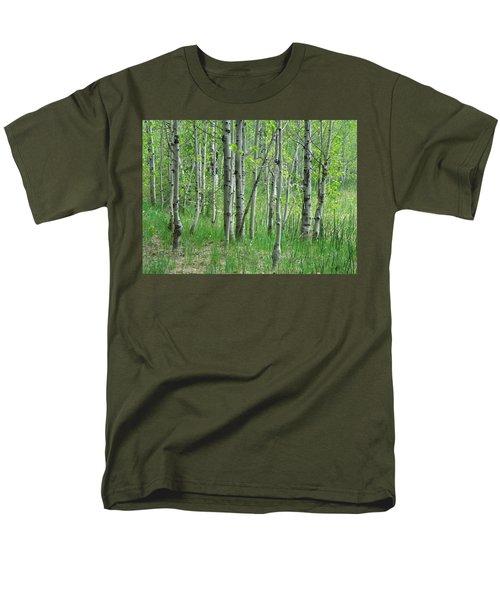 Field Of Teens Men's T-Shirt  (Regular Fit) by Donna Blackhall