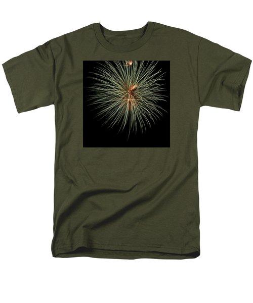 Fireworks 3 Men's T-Shirt  (Regular Fit) by Ellery Russell