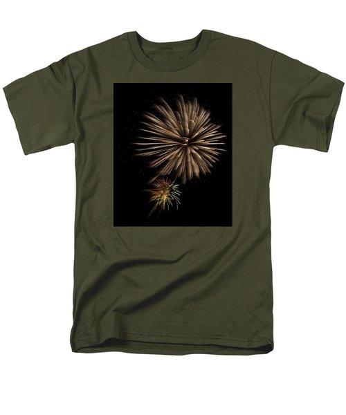 Fireworks 4 Men's T-Shirt  (Regular Fit) by Ellery Russell