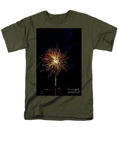 Fireworks Men's T-Shirt  (Regular Fit) by William Norton