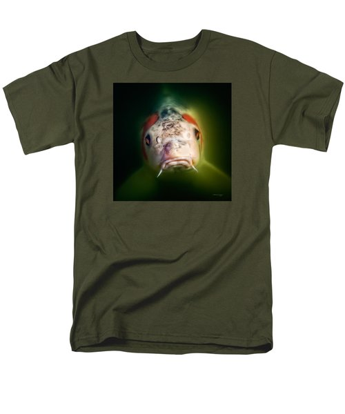 Here's Looking At You Men's T-Shirt  (Regular Fit) by Denis Lemay