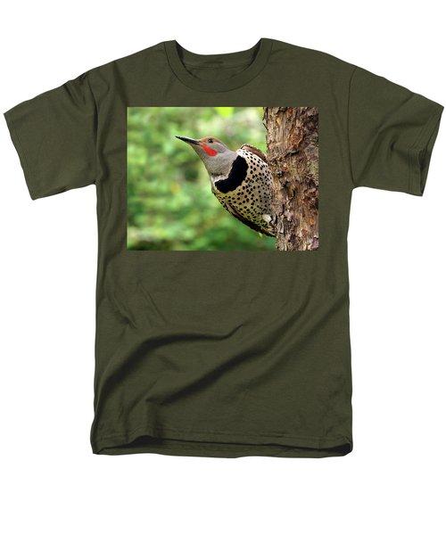 Flicker Men's T-Shirt  (Regular Fit)