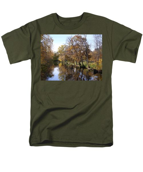 Flood Plain Men's T-Shirt  (Regular Fit) by Joseph Yarbrough