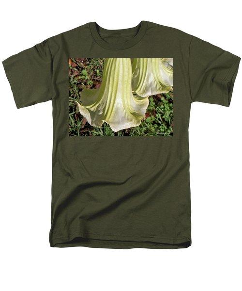 Men's T-Shirt  (Regular Fit) featuring the photograph Floral Ballgown by Betty Northcutt