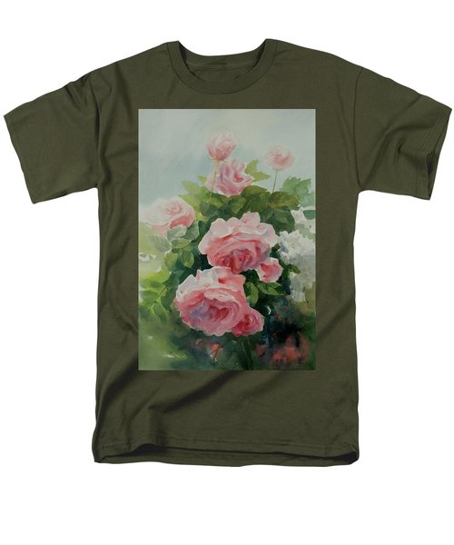 Flower 11 Men's T-Shirt  (Regular Fit) by Helal Uddin