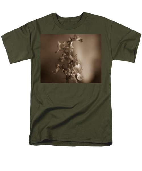 Men's T-Shirt  (Regular Fit) featuring the photograph Flower by Keith Elliott