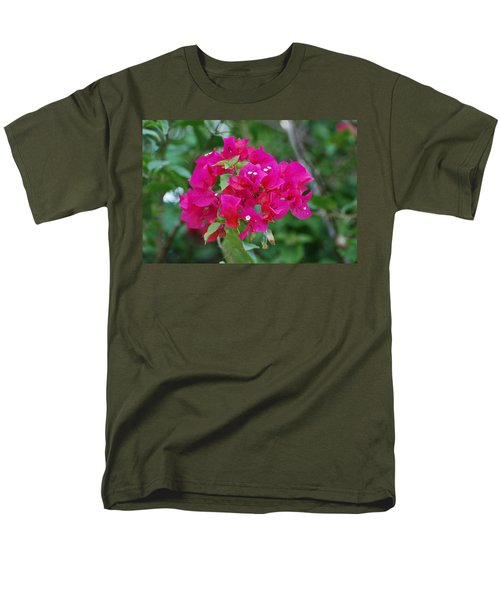 Flowers Men's T-Shirt  (Regular Fit) by Rob Hans