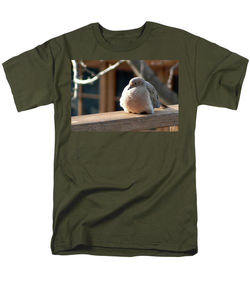 Men's T-Shirt  (Regular Fit) featuring the photograph Fluffy by Laurel Best