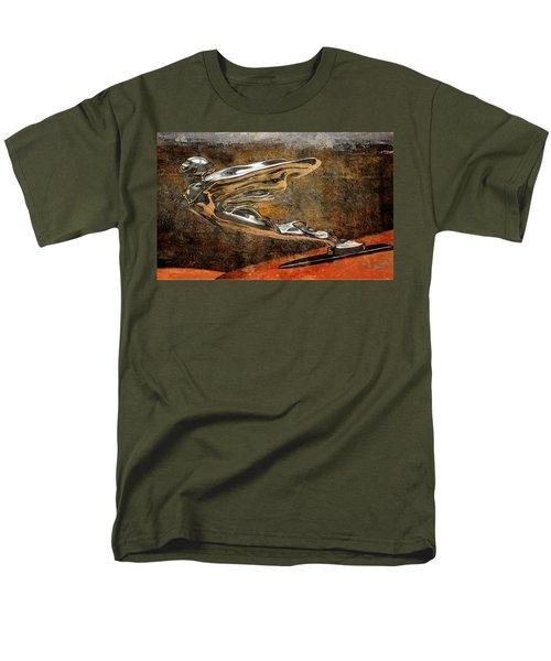 Men's T-Shirt  (Regular Fit) featuring the digital art Flying Erol by Greg Sharpe