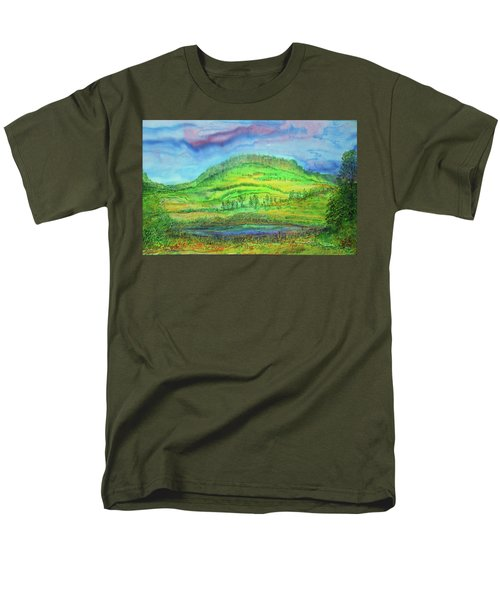 Flying Solo Men's T-Shirt  (Regular Fit) by Susan D Moody