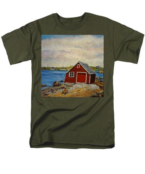 Fogo Men's T-Shirt  (Regular Fit)