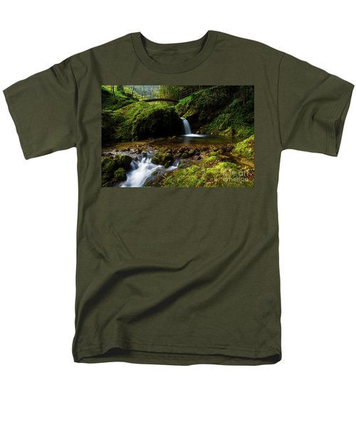 Men's T-Shirt  (Regular Fit) featuring the photograph Follow It II by Yuri Santin