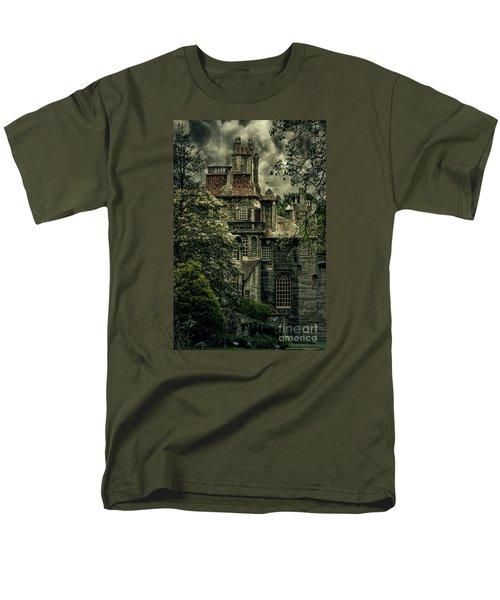 Fonthill With Storm Clouds Men's T-Shirt  (Regular Fit)