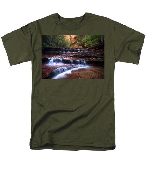 For An Angel Men's T-Shirt  (Regular Fit) by Bjorn Burton