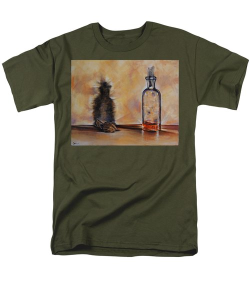 Forgetting Is So Long Men's T-Shirt  (Regular Fit) by Jean Cormier