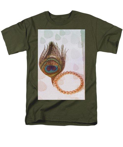Fortune Assets Of Lord Krishna Men's T-Shirt  (Regular Fit) by Kiran Joshi