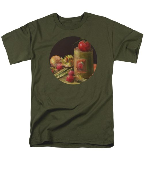 Freshly Picked Men's T-Shirt  (Regular Fit) by Mary Wolf