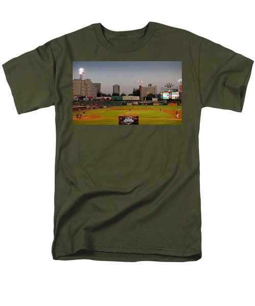 Fresno Grizzlies Men's T-Shirt  (Regular Fit)