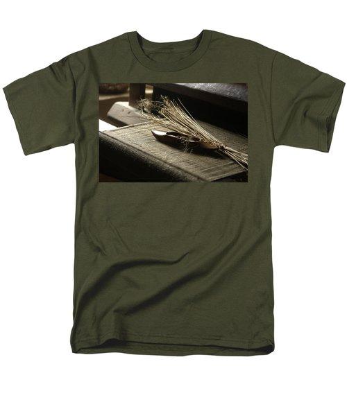 From Flax To Linen Men's T-Shirt  (Regular Fit)