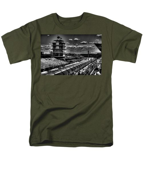 From The Hulman Suites  Men's T-Shirt  (Regular Fit) by Josh Williams