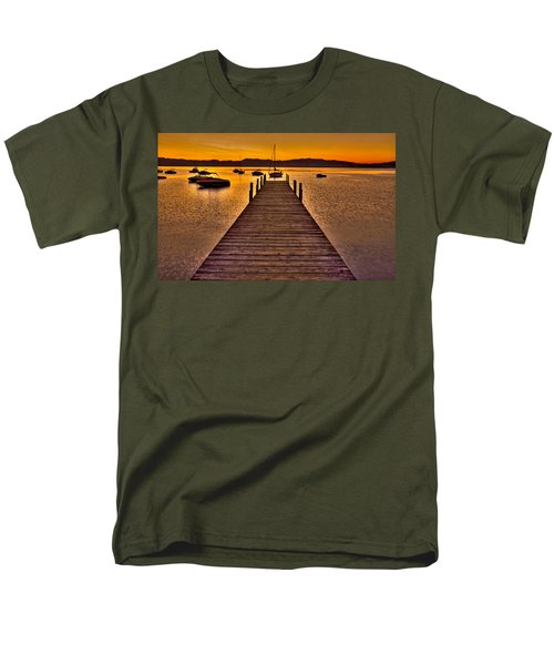 Gateway Men's T-Shirt  (Regular Fit) by Scott Mahon