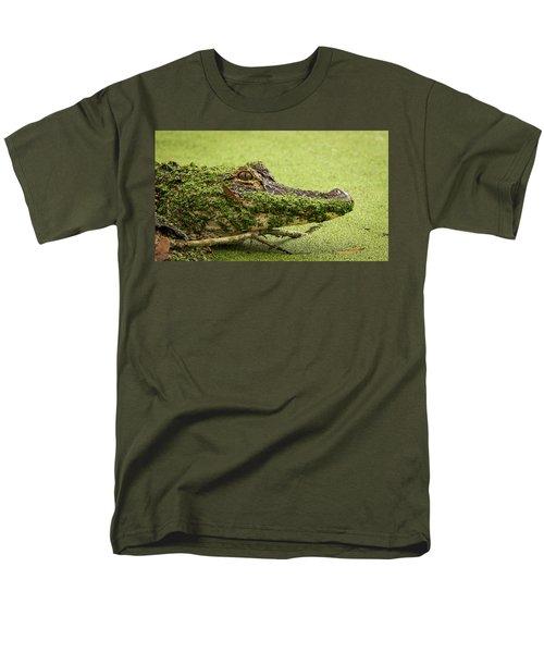 Gator Camo Men's T-Shirt  (Regular Fit)