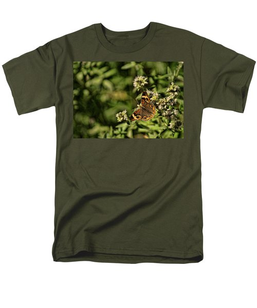 Men's T-Shirt  (Regular Fit) featuring the photograph General Butterfly by Rick Friedle