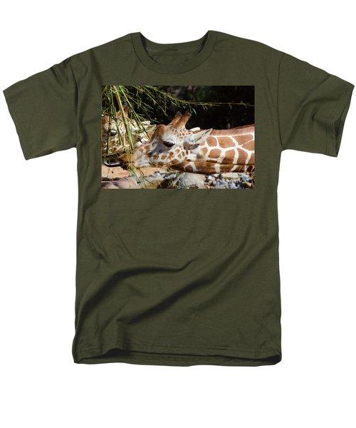 Gentle Beauty Men's T-Shirt  (Regular Fit) by Donna Brown