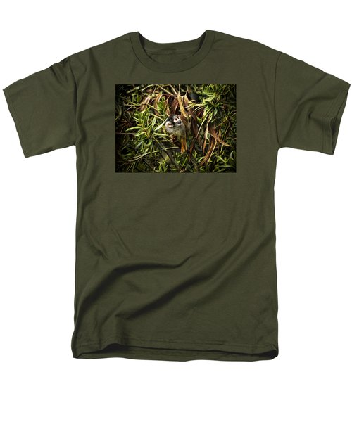 Men's T-Shirt  (Regular Fit) featuring the photograph George by Cameron Wood
