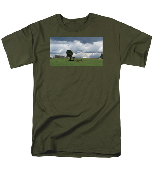 Getting Stormy Men's T-Shirt  (Regular Fit) by Jeanette Oberholtzer