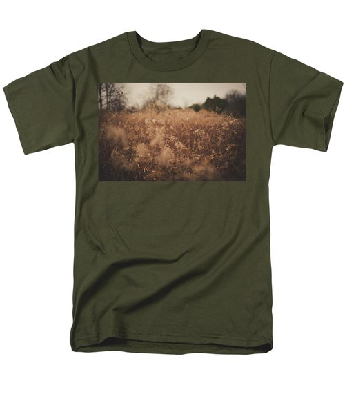 Men's T-Shirt  (Regular Fit) featuring the photograph Ghost by Shane Holsclaw
