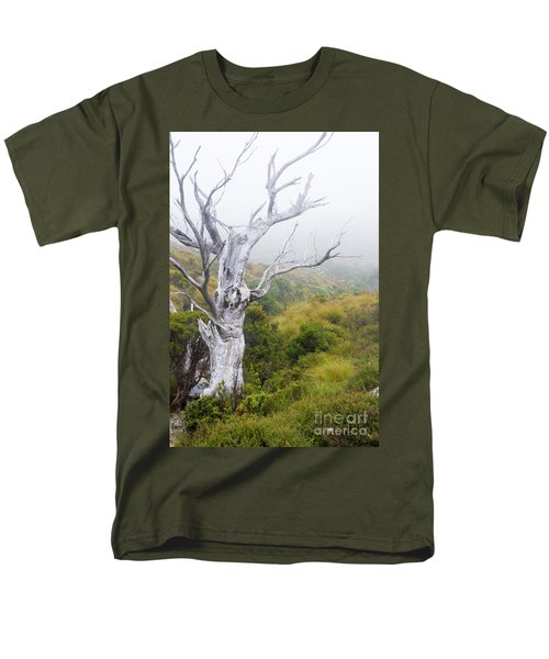 Men's T-Shirt  (Regular Fit) featuring the photograph Ghost by Werner Padarin
