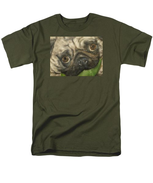 Men's T-Shirt  (Regular Fit) featuring the painting Gidget by Cherise Foster
