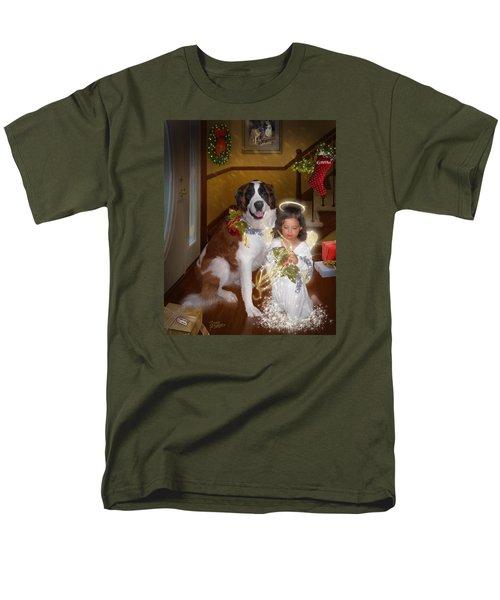 Glad Tidings Men's T-Shirt  (Regular Fit) by Doug Kreuger
