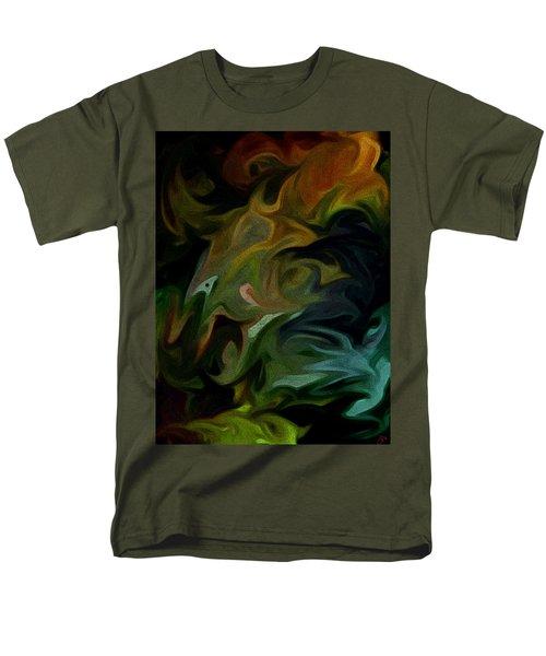 Goblinz Abstract Men's T-Shirt  (Regular Fit) by Sheila Mcdonald