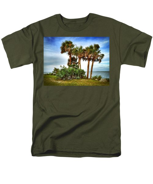 God's Nest Men's T-Shirt  (Regular Fit) by Carlos Avila