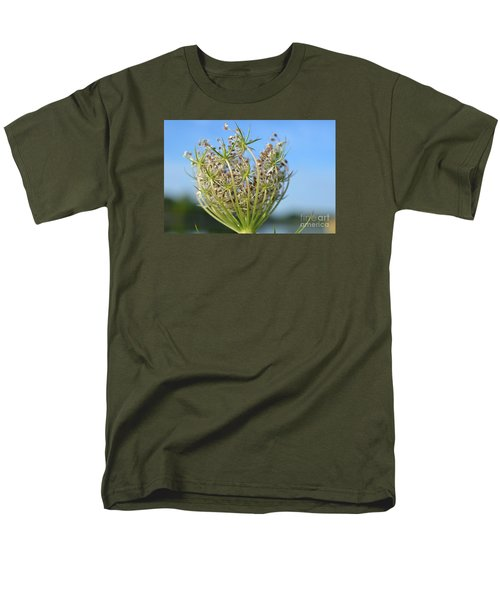 Men's T-Shirt  (Regular Fit) featuring the photograph Going To Seed by Lila Fisher-Wenzel
