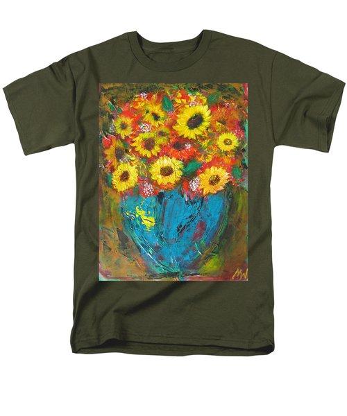 Good Morning Sunshine Men's T-Shirt  (Regular Fit) by Maria Watt