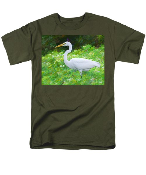 Grace In Nature Men's T-Shirt  (Regular Fit) by Judy Kay