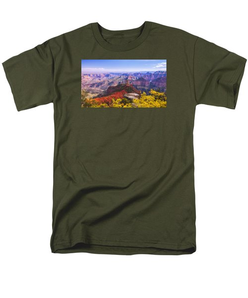 Grand Arizona Men's T-Shirt  (Regular Fit) by Chad Dutson