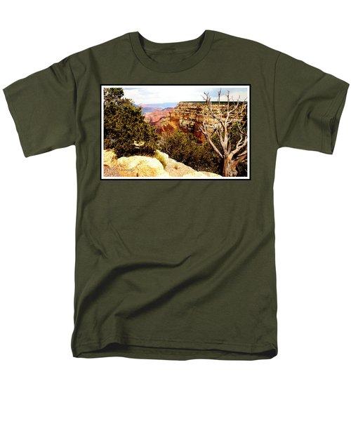 Grand Canyon National Park, Arizona Men's T-Shirt  (Regular Fit) by A Gurmankin