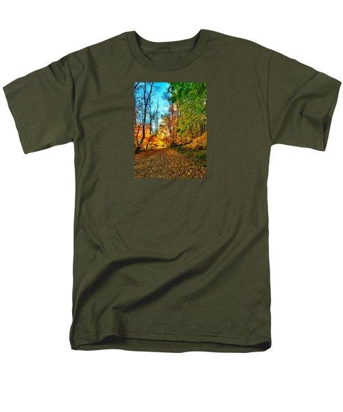 Great Finale Men's T-Shirt  (Regular Fit) by Zafer Gurel